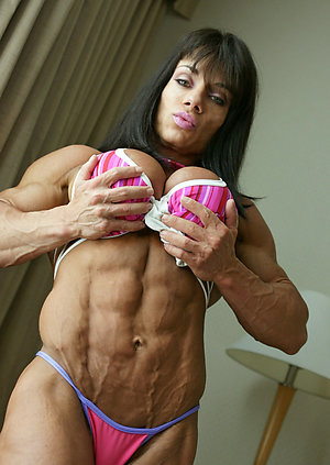 Fantastic muscle mature porn gallery