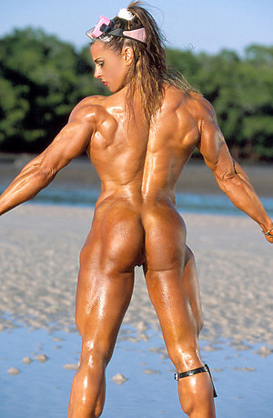 Horny hot mature muscle photos