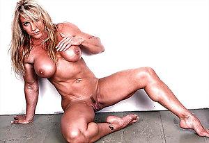 Naughty muscle mature women gallery