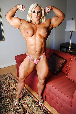 Wonderful mature muscles sex