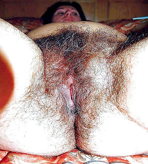 Amateur very hairy old women pics
