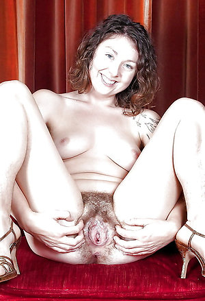 Sweet very hairy older women pics
