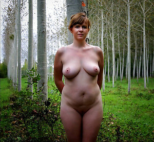 Xxx nude mature women outdoors porn