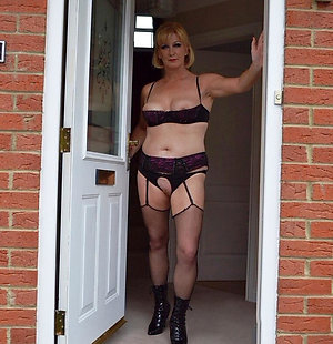 Gorgeous mature merely women