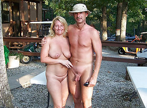 Interesting mature nudist couples pictures