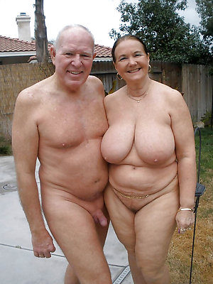 Xxx older nude couples pics