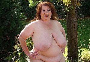 Real fat mature woman porn