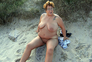 Nude mature sex beach