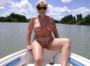 Amazing mature nude beach photos