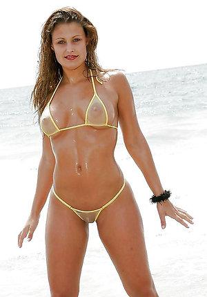 Naked old sluts on beach pics