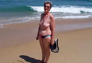 Best hot beach old sluts pics