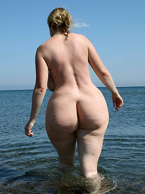 Amazing naked beach mature sluts