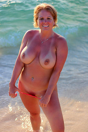 Pics of nude beach slut