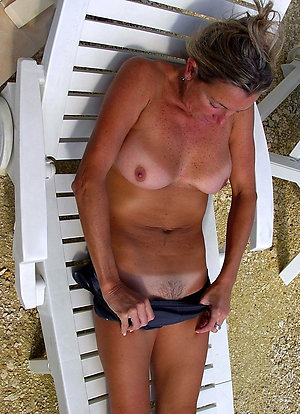 Xxx mature at the beach