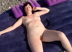 Free mature beach nudes