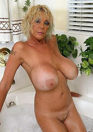 Horny mature amateur big tits