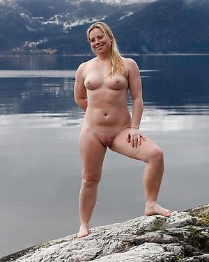 Inexpert pics be useful to mature women nude beach