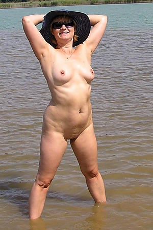 Busty mature beach tits xxx