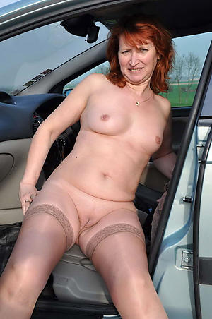 Unconforming pics of mature car sex