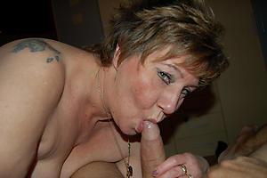 Naked mature women blowjobs photo