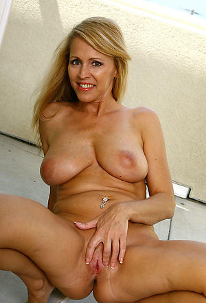 Inexperienced beautiful mature blondes