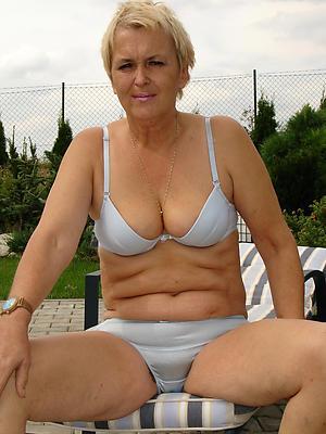 Slutty women about downcast lingerie