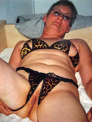 Inexperienced women in lingerie