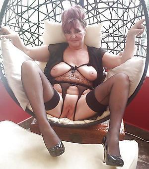 Slutty hot women in stockings