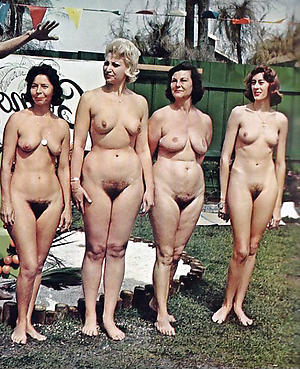 Vintage mature tits gallery