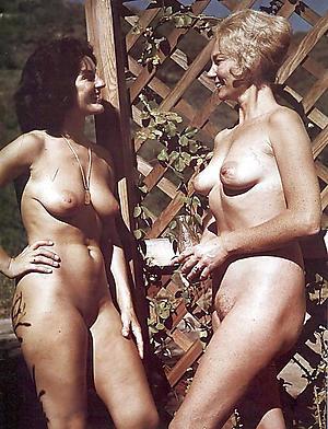 Unorthodox vintage porn mature