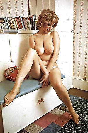 Amazing vintage mature pics