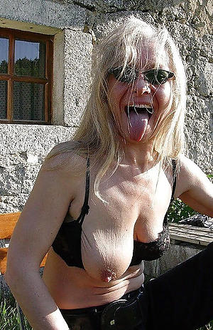 Sexy european mature