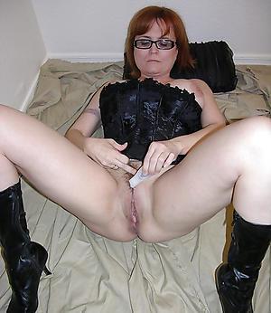 Abscond pics of  mature big vagina