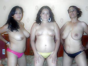 Naughty mature amateur group sex