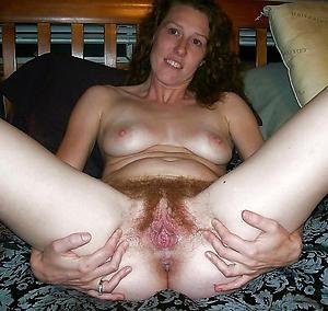 Amateur pics of nude unshaved women