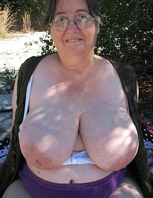 Pretty free busty matures