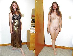 Best pics of wife before coupled with after