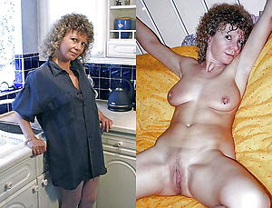 Real downcast mature before and after