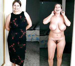 Best pics of mature before and after