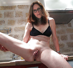 Pretty lovely naked wife