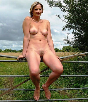 Busty nude mature white battalion