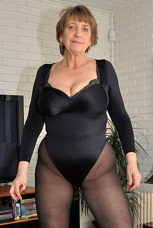 Sexy elegant mature ladies