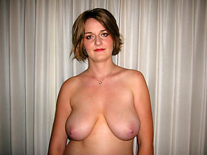 Busty low-spirited mature
