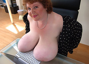 Favorite mature woman big boobs