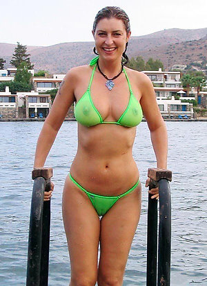 Handsome russian women bikinis