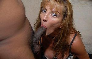 Real milf blowjob porn pics