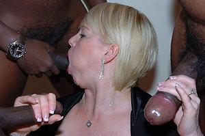Older women giving blowjobs
