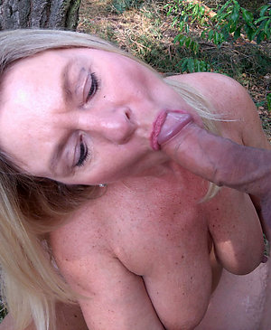 Favorite old lady blowjob