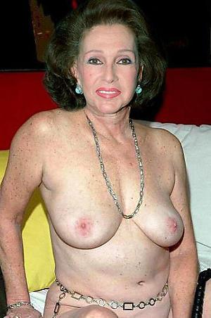 Hot classic mature column nude photos