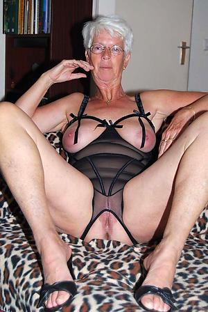 Older mature ladies